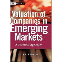 【预订】Valuation Of Companies In Emerging Markets: A