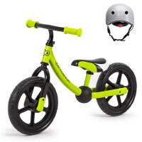儿童滑行溜溜车两轮无脚踏自行车男孩女孩学步双轮车户外骑行1-3岁