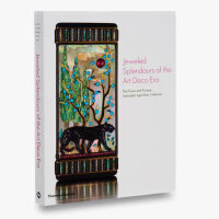 Jeweled Splendours of the Art Deco Era 艺术装饰的宝石珠宝 装饰派艺术 首饰设计画册书籍