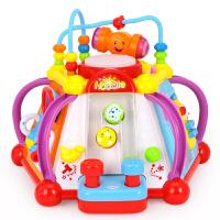 玩具806快乐小天地宝宝学习桌多功能游戏桌儿童早教1-3岁
