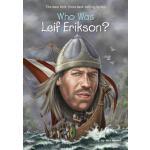 【预订】Who Was Leif Erikson?