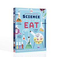 可以吃的科学 DK Science You Can Eat英文原版图鉴/图解 10-14岁中学生课外扩展阅读 工具书&词