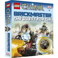 乐高气功传奇 砖块积木 LEGO Legends of Chima Brickmaster the Quest for