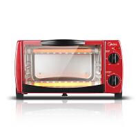 美的电烤箱T1-102D ( LJ )