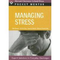 【预订】Managing Stress: Expert Solutions to Everyday