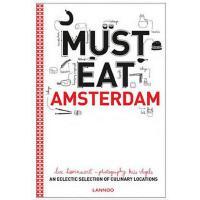 包邮 英文原版 Must Eat Amsterdam不得不吃-阿姆斯特丹 餐饮生活图书