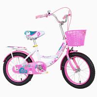 新品16寸儿童自行车20寸10岁女孩大童车小学生18寸脚踏车公主单车
