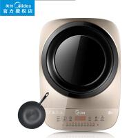 Midea/美的 C21-IH2105U凹面电磁灶炒菜机大火力爆炒家用电磁炉