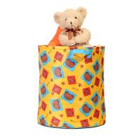 博纳屋宝贝熊牛津布脏衣篮 脏衣服收纳筐 高品质收纳桶洗衣篮