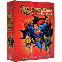 现货 DC Super Heroes: The Ultimate Pop-Up Book 英文原版 超级英雄 立体书