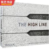 THE HIGH LINE 美国纽约高线公园 获奖无数的设计作品 城市改造与环境景观设计书籍