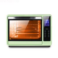 电烤箱家用烘焙蛋糕 温控触屏电烤箱