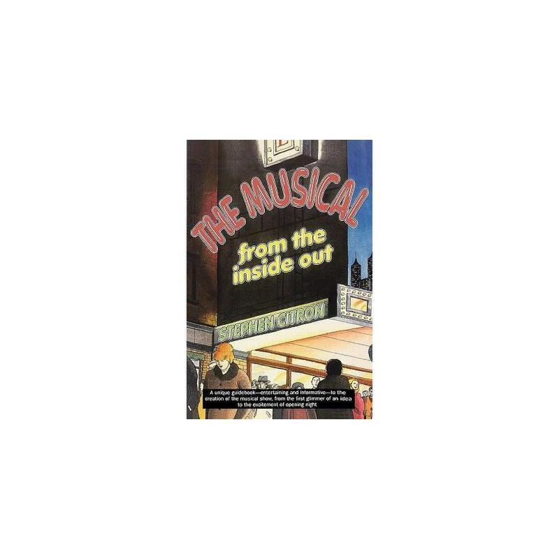 【预订】The Musical from the Inside Out 美国库房发货,通常付款后3-5周到货!