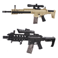 儿童仿真玩具枪AK47电动连发水晶弹枪发射水弹抢