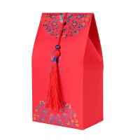 婚庆创意结婚喜糖盒子蝴蝶婚礼喜糖盒结婚糖果盒糖袋