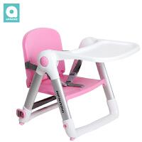 吃饭餐桌椅便携式可折叠儿童餐椅宝宝婴幼儿