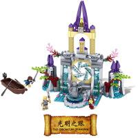 开智积木海盗船系列之光明之眼 儿童玩具益智积木小积木拼装玩具