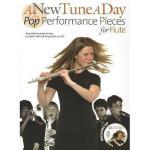 【预订】Pop Performances for Flute [With CD (Audio)]
