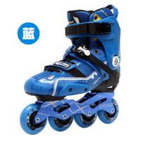 平花鞋滑冰鞋 18款HV溜冰鞋直排轮滑鞋成年男女旱冰鞋单排