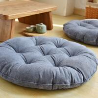 文艺小清新蒲团沙发靠垫背榻榻米飘窗坐垫打