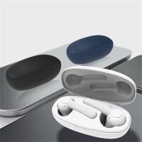 魅非(MEIFEI)TWS真无线蓝牙耳机带充电仓剩余电量显示XY-7