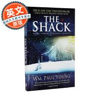 陋室 英文原版 The Shack: Where Tragedy Confronts Eternity 进口小说 同名