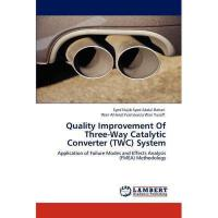 【预订】Quality Improvement of Three-Way Catalytic Converter