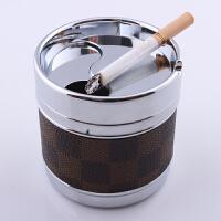 驰航 汽车车用车载金属烟灰缸 家用烟灰缸