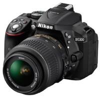 Nikon/尼康 D5300套机(18-55mm) D5300套机VR防抖镜头