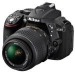Nikon/尼康 D5300套机(18-55mm) D5300套机新款VR防抖镜头