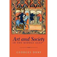 【预订】Art And Society In The Middle Ages