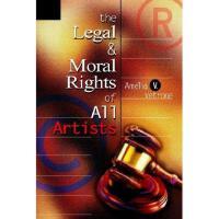 【预订】The Legal and Moral Rights of All Artists Y978059529683