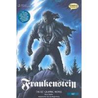 【预订】Frankenstein: The Elt Graphic Novel [With 2 CDs]