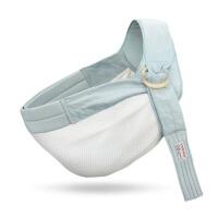 夏季宝宝横抱式婴儿背带西尔斯背巾前抱初生