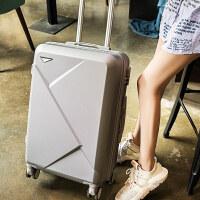 拉杆箱万向轮24寸学生行李箱男旅行箱女登机箱20密码箱26皮箱子28超轻防摔手拉箱