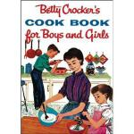 【预订】Betty Crocker'S Cook Book For Boys And Girls