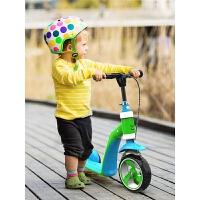 儿童可坐小孩宝宝男女滑滑车1-2-3岁滑板车