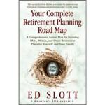 【正版全新直发】Your Complete Retirement Planning Road Map Ed Slott