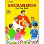 【预订】Coloring Book about the Sacraments