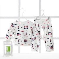 衣服春秋初生婴儿套装宝宝和尚服男童女童内衣