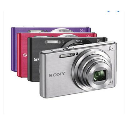 Sony/索尼 DSC-W830 2010万像素 8倍光学变焦 卡尔·蔡司镜头相机
