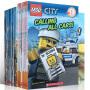 英文原版 Lego City 乐高城市冒险系列  19本套装 儿童彩绘图画书 3-9岁小孩阅读平装绘本   Scholastic 学乐故事童书