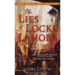 【全新直发】The Lies of Locke Lamora Scott Lynch 9780553588941 Ra