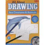 【预订】All about Drawing Sea Creatures & Animals