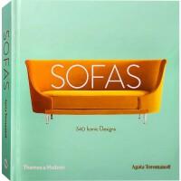 SOFAS 340 Iconic Designs 现代时尚沙发设计340例 家具设计书籍