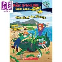【中商原版】神奇校车再出发5 TheMagicSchoolBus 学乐大树系列 Scholastic Branches