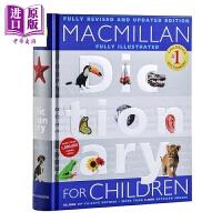 【中商原版】【重影瑕疵 售出不退】麦克米伦儿童字典 MacMillan Dictionary for Children