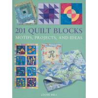 【预订】201 Quilt Blocks: Motifs, Projects, and Ideas