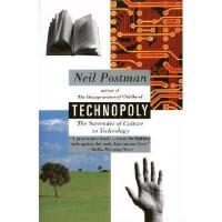 【预订】Technopoly: The Surrender of Culture to Technology