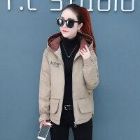 羽绒女冬装韩版宽松棉袄学生加厚保暖短款棉衣外套潮